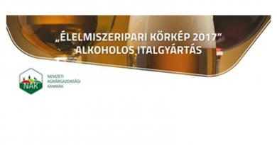 Az alkoholosital-gyártás konferencia előadásai