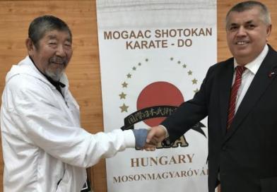 Magyarországi vezető az IJKA Világszövetség élén